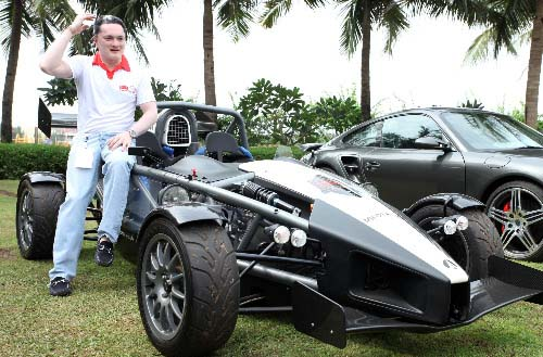 Gautam Singhania's Mind-Blowing Car Collection