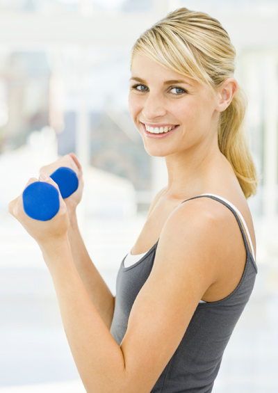Tone Your Body In 10 Minutes