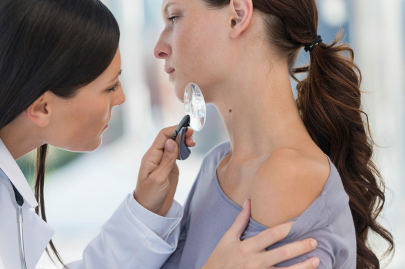 Dermatology 101-Identifying Troublesome Skin Conditions