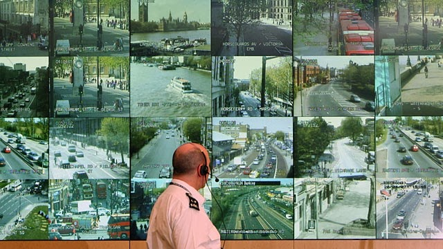 Did We Create Our Own Surveillance Society