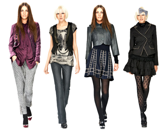 European Style Of Dressing That Is Sweeping Over The World Of Fashion
