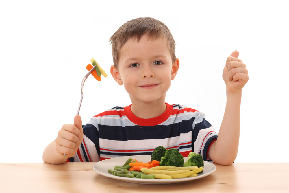 How To Educate Children Of Hard To Eat?