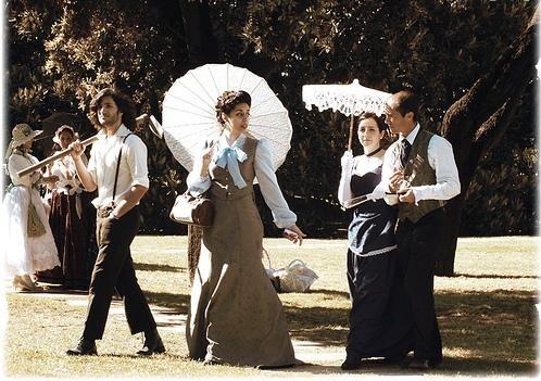 Shocking Victorian Scandals