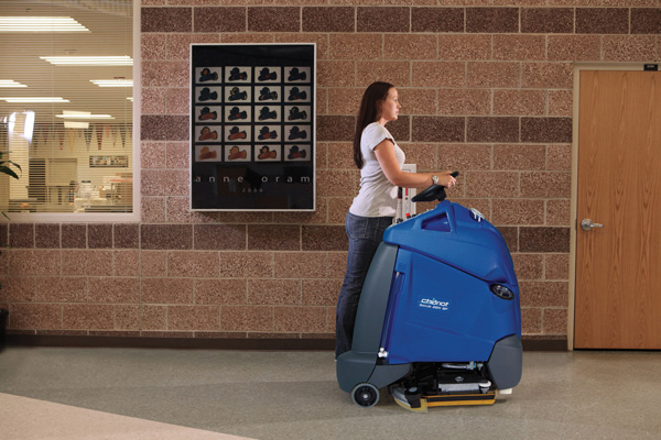 Benefits Which Come With Exploiting A Floor Scrubber