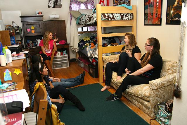 How To Make Halls A Home: Student Life