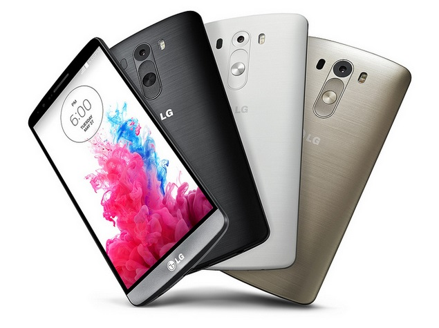 LG G3 With Amazing Display And Specs