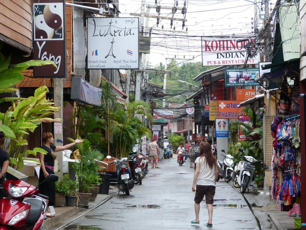 Popular Koh Samui Village!