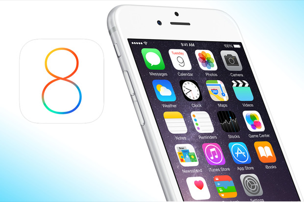 The Various Updated Applications In New Apple iOS 8