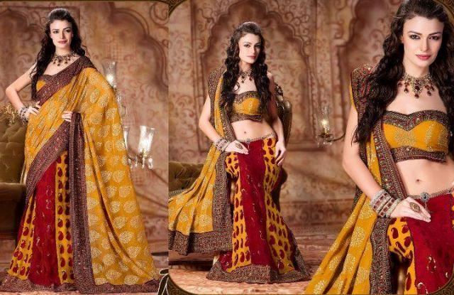 6 Best Colours In Trend This Season For Stylish Bridal Wear
