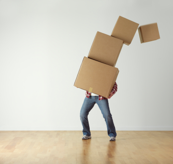 Packing Your Things For Storage