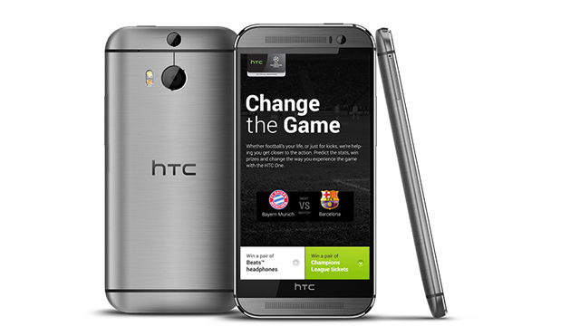 HTC One M8 An Amazing Smartphone With 3 Cameras