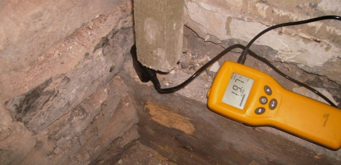 Stop Rising Damp With Viable Damp Proof Course