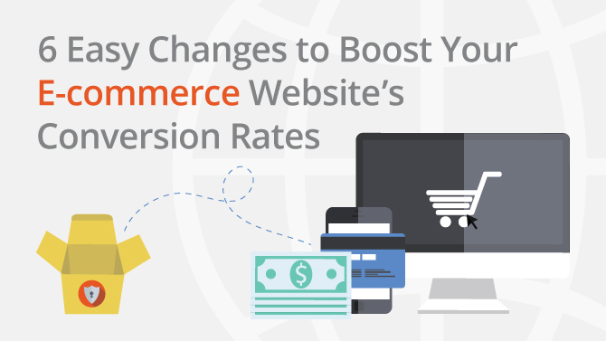 6 E-Commerce Conversion Rate Boosting Tips That Actually Work