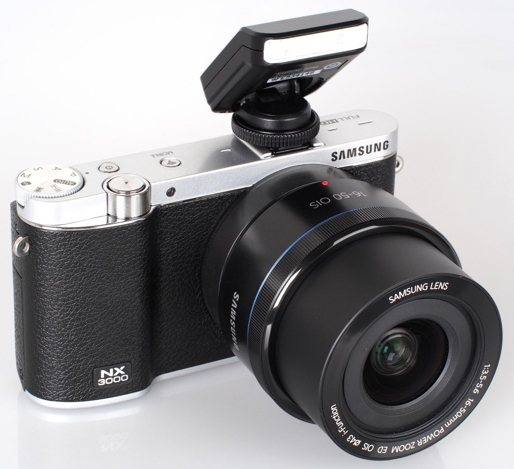 Samsung NX3000 A Good Source To Save Your Memories
