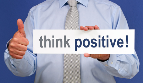 How to Think Positively When Everything Goes Wrong
