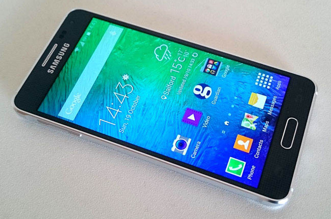 New Samsung GALAXY S6 and Its Features