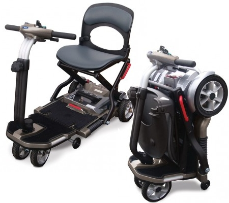 Mobility Scooter Types and Accessories – Making The Right Choice