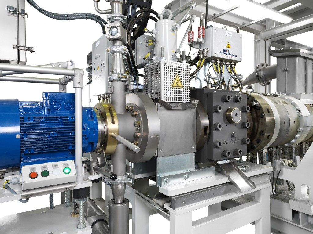 Chemical Pumps Include A Wide Array Of Wetted Material Alternatives