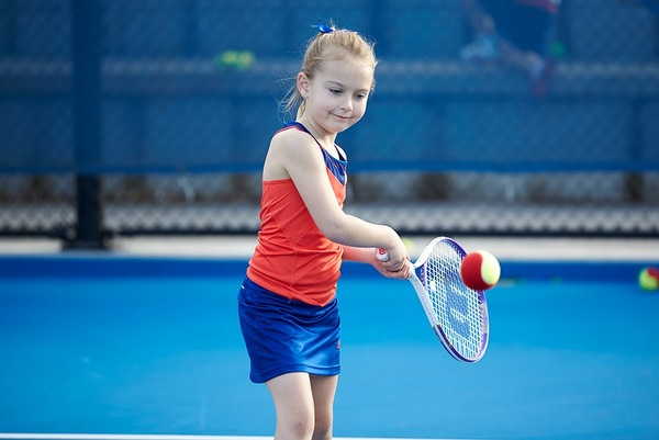 Why Children Should Play Tennis