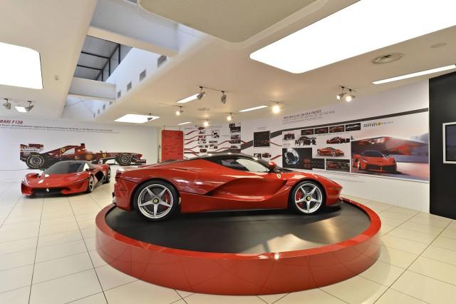 See The Ferrari Museum