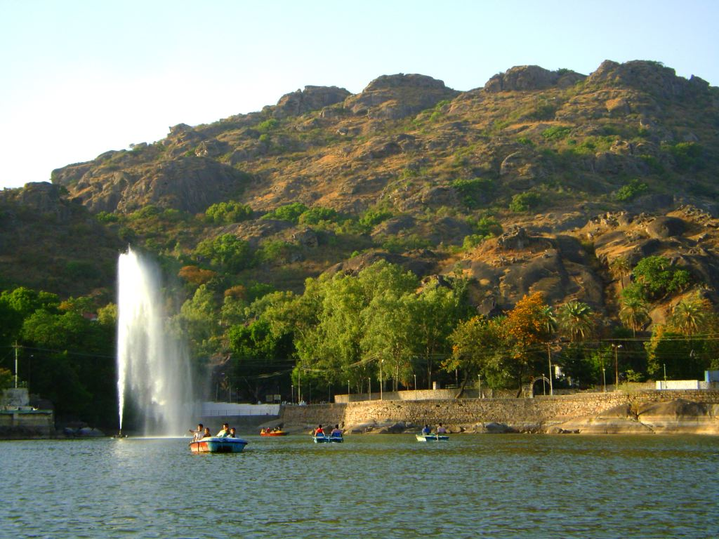A Trip To The Lustrous West India - Call Of The Hills