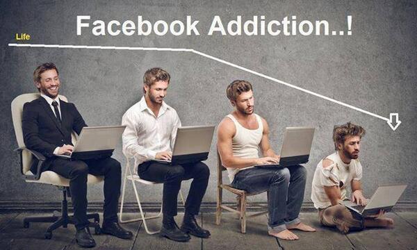 Symptoms Of Facebook Addiction