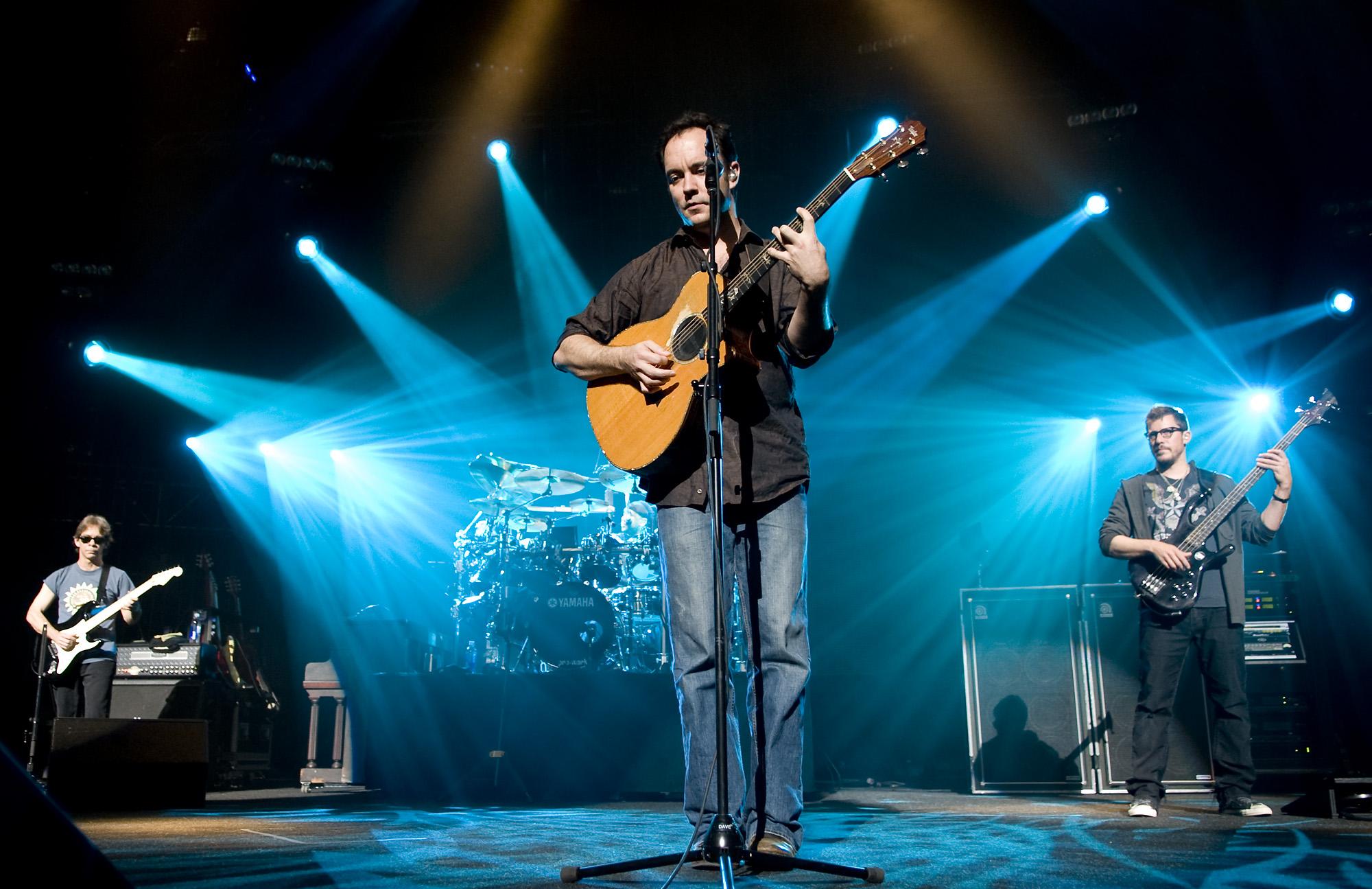 Dave Matthews Band Tour