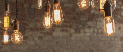 It's Time To Go Creative With Edison Bulbs – Illuminate Every Room In Your Home